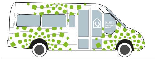 bus transports de proximité