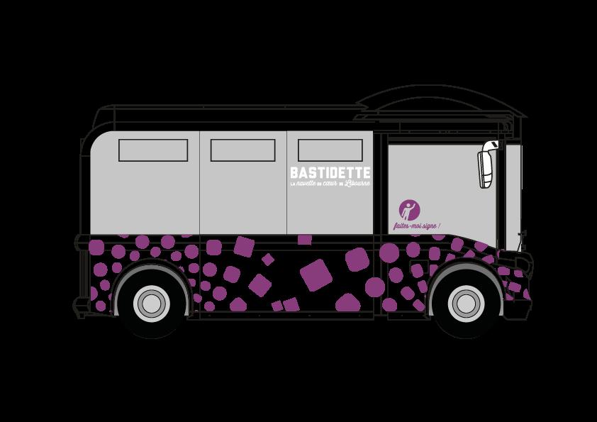bus bastidette